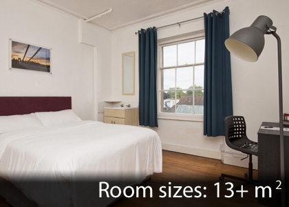 Large Rooms in Bristol