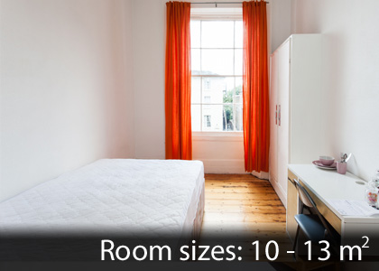 Standard room sizes2