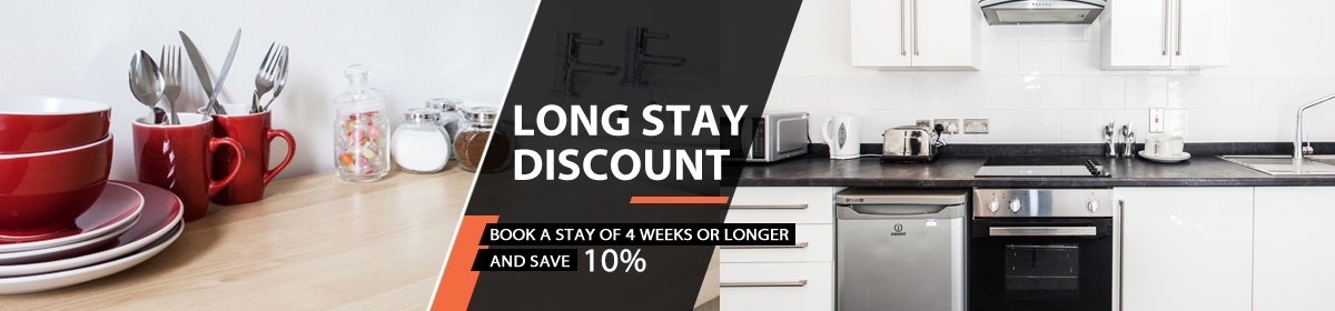 Homepage Long Stay 10 Discount