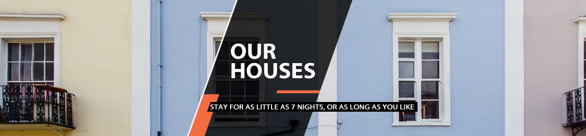 Our Short term let houses in Bristol