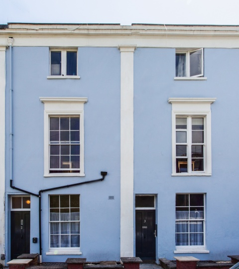 Short term accommodation Oakfield Place Bristol